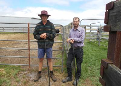 Zac & John 2019 bull sale